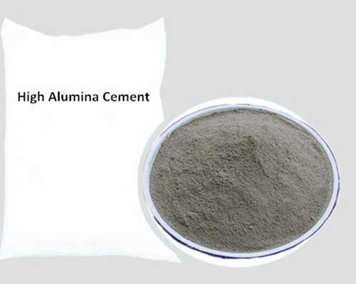 Alumina Cement Is the Main Type of Monolithic Refractory