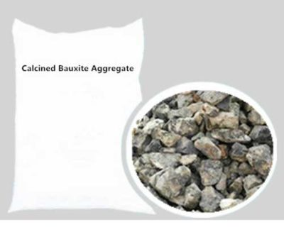 Calcined Bauxite Aggregate Possesses High Amount of Alumina