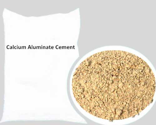 Calcium Aluminate Cement Is Monolithic Refractory