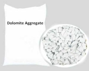 Dolomite Aggregate Is Made of Dolomite