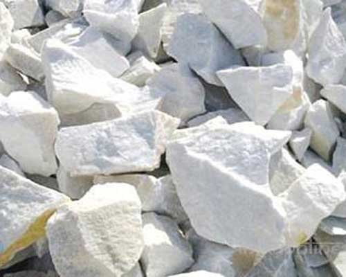 Dolomite Aggregate Material Can Be Made into Refractory