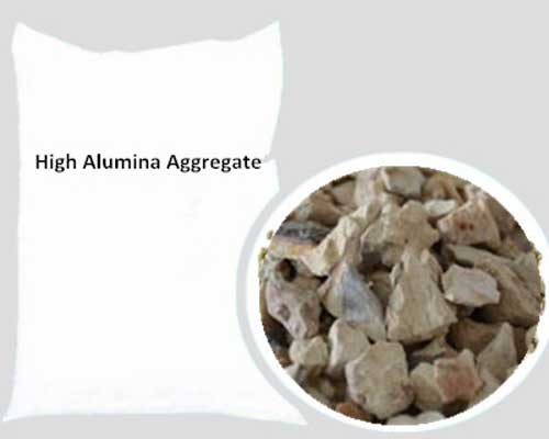High Alumina Aggregate Is Indispensable in Making Refractory
