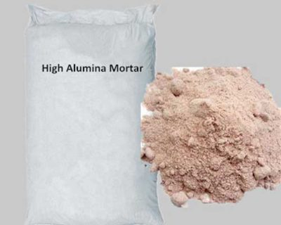 High Alumina Mortar Possesses Sound Performance