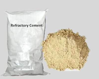 Refractory Cement Can Be Used to Make Refractory Binder