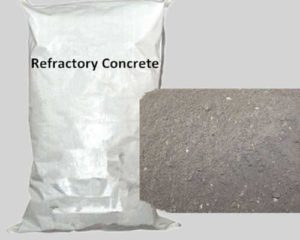 Refractory Concrete Material Can Be Applied to Kilns and Furnaces