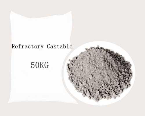Refractory Castable in Rongsheng Refractory