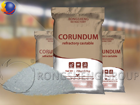 Unshaped Refractory of Rongsheng