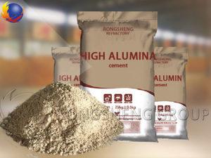 High Alumina Cement of Rongsheng
