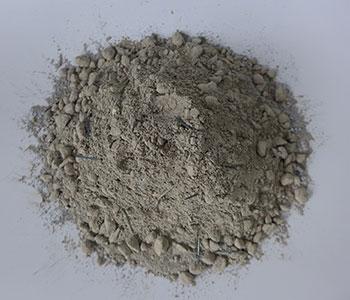 Steel fiber castables