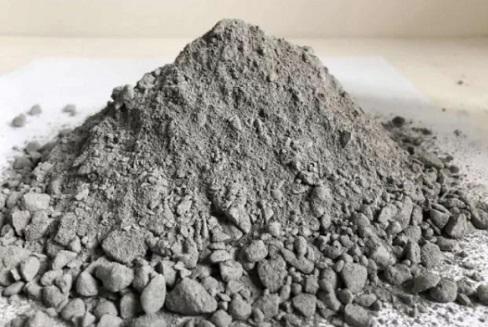 Corundum castable manufacturing