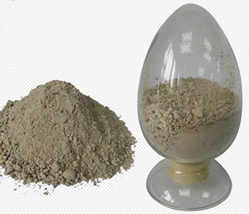 Refractory mullite castable