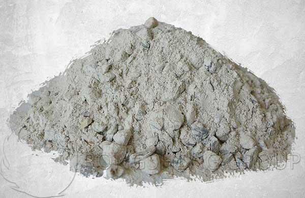 Corundum Self-flowing Wear-resistant Castable