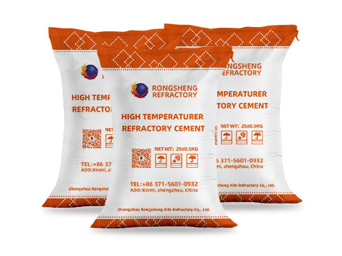 High Temperature Refractory Cement Can Be Applied as Binder