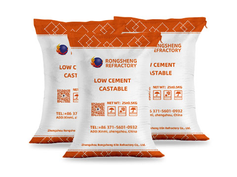 Low Cement Castable Directly from Factory