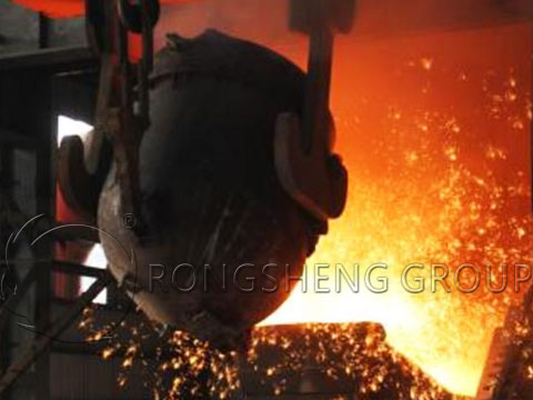 Steel Ladle Working Conditions